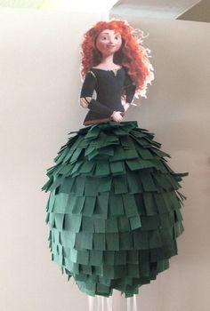 Disney Princess Merida Piñata