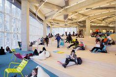 ryerson university's student learning centre by snøhetta