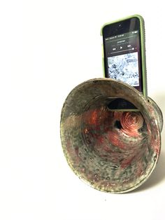 Ceramic iPhone speaker