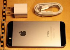 Apple iPhone 5S 64GB Space Gray Factory