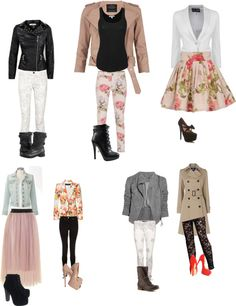 """""""Normal Everyday Girly Girl With an Edge"""" by victorianprincess94 on Polyvore"""