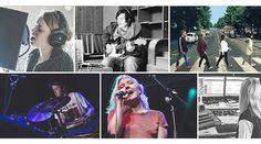 Musikkproduksjon Live/Studio - Elverum folkehøgskule - Kursdetaljer Baseball Cards, Studio, Live, Sports, Hs Sports, Studios, Sport