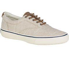 9b048ca06260 Sperry Top-Sider Men s Striper Linen Sneaker Men s Striper Linen Sneaker  Sperrys Men