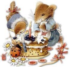 Marjolein Bastin Vera the Mouse
