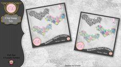 CLGraphics Digi Stamp Sets
