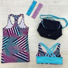 gear up for any sweaty activity. |