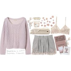 """Cherry Blossom"" by tania-maria on Polyvore"