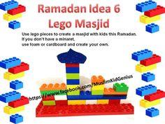 Lego Masjid