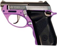 Taurus PT22 Lavender. Love it!