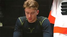 Read - carter hart - from the story HOCKEY GIFS by bbboeser (L A U R Y N) with 156 reads. Hot Hockey Players, Flyers Hockey, Nhl Players, Ice Hockey, Surfer Guys, Cute Actors, Philadelphia Flyers, New York Rangers, Courses