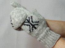 Handschuhe GOTS zertifiziert (Bio) Gr. M beige