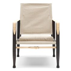 "Carl Hansen & Son Safari Chair KK47000 | Kaare Klint 1933 | 31.5"" h 