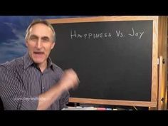 Happiness vs. Joy -- What's the difference between happiness and joy?