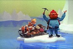 The real star of the beloved 1964 Rankin/Bass stop-motion film Rudolph the Red-Nosed Reindeer is by far the coolest hero of all Christmas movies. All hail the Greatest Prospector in the North! All Christmas Movies, Christmas Tv Shows, Christmas Cartoons, Christmas Characters, Christmas Music, Vintage Christmas, Christmas Time, Christmas Crafts, Christmas Classics