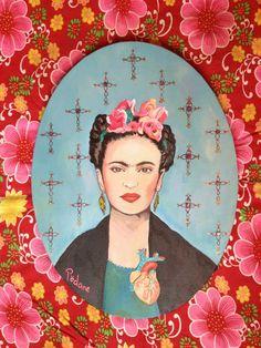 Valérie Podane Frida Kahlo