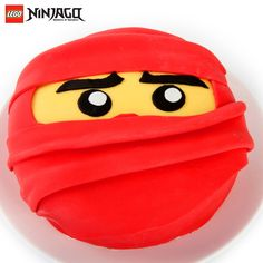 Lego Ninjago Cake Will Be Making This For Aidens