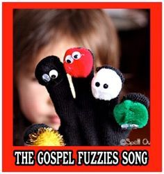The Gospel Fuzzy song comes from the concept of the Wordless Book and your kids will delight in learning about the gospel from these 5 fuzzy friends! Creative Resources to Help You share the Bible with Children. Bible Crafts For Kids, Bible Study For Kids, Vbs Crafts, Book Crafts, Kids Bible, Kindergarten Sunday School, Sunday School Songs, School Fun, School Stuff