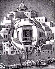 Maurits Escher « COMICSANDO comic art blog