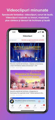 Când vă place o înregistrare pe care ați realizat-o, partajați ușor cântecul cu prietenii și familia.  #imnuri_crestine #muzica_religioasa #laudă_și_închinare #muzică_creștină #poezie #imnuri #salvare Christian Apps, Chant, Google Play, Musicals, Album, Application Mobile, Pain, God Is Love, Musical Theatre