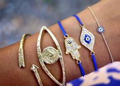 Egyptian Jewels (joyas estilo egipcio)