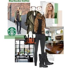 Boots n leopard