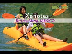Xenotes, en Riviera Maya