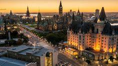Palmerini in missione dal 5 al 23 ottobre: New York Ottawa e Montreal