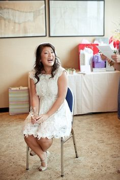 Bridal Shower Game Ideas - Definitely keeping some of these in mind :)