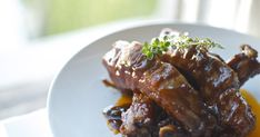 Simple Microwave Recipe 2: Apple Spiced Honey Pork Spare Ribs with BBQ Bourbon Sauce.  We received rave reviews on our last microwave rib recipe so we decided to express our gratitude by sharing something even more special.
