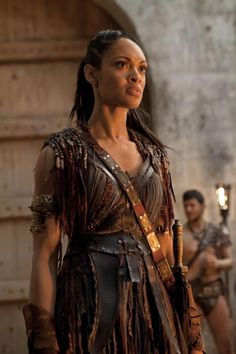 Navia-Spartacus: War of the Damned-Cynthia Addai-Robinson.
