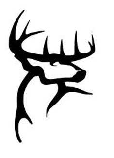 Funny animal styling JDM Car Sticker Rear Windshield Truck Bumper Laptop Kayak Etc Hunter Hunting Deer Gun Vinyl Decal Hunting Decal, Hunting Art, Hunting Stuff, Deer Hunting, Scroll Saw Patterns, Adhesive Vinyl, Car Stickers, Pyrography, Country Girls