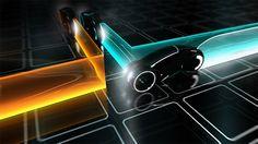 Tron: Evolution Art by Chris Glenn - http://conceptartworld.com