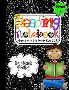 4th Grade Reading Interactive Notebooks