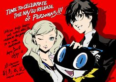 Persona 5: A Special Thank You From Atlus to the Fans