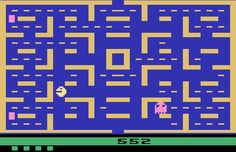 #Pac-Man #Atari2600 #Anni80 #INostriAnni80