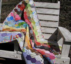 Rainbow Garden on Chair | Flickr - Fotosharing!