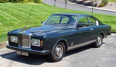 1968 Bentley Coupe Speciale by Pininfarina Bentley Motors, Bentley Car, Rolls Royce Camargue, Bentley Automobiles, Bentley Continental R, Black Steel Wheels, Classic Rolls Royce, Bentley Rolls Royce, Lexus Lfa