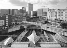 New Street Station, Birmingham (2000), photo by John Davies