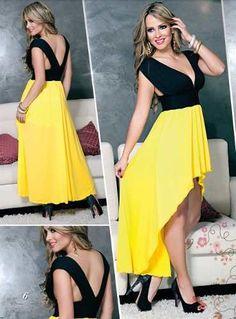 hermoso-vestido-largo-atras-corto-adelante-estilo-en-a_MEC-O-3470477446_112012.jpg (369×500)