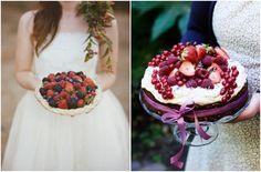 Traumhafte Beerenhochzeit Inspirationen 2013 – Brautmode, Hochzeitsdeko usw. | Hochzeitsblog Optimalkarten