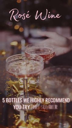 This year, in preparation for National Rosé Day I conduct an at-home Rosé wine tasting with my family in the hopes of finding the best rosé wines of the season. So here we are, with a new top 5 list of our favorite rosé wines that we recommend you try this spring and summer! Best Punch Recipe, Punch Recipes, Drink Recipes, Spicy Appetizers, Best Appetizer Recipes, Healthy Recipes, Fun Drinks, Yummy Drinks, Alcoholic Drinks