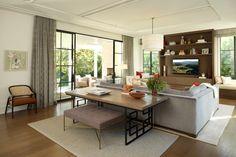'Palisades modern residence.' Annette English, interior designer, Los Angeles, CA.