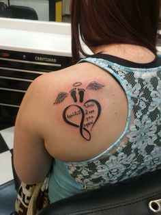 Miscarriage tattoo