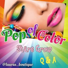 Pop of Color Share Group Working cover shot. Hot_pink_mamas Other