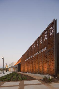 Parker Arts & Cultural Events {PACE} Center by Semple Brown Design, P.C. - Denver pinterest.com/AnkApin/public-b-commercial