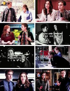 Fitzsimmons tumblr awwwwwwwww there 2 peas in a pod lets hope they get together next season