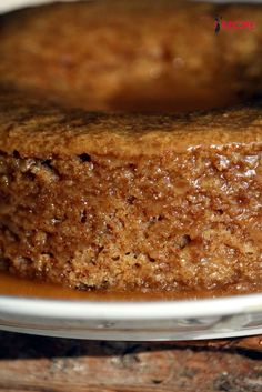My god of my god of my god that this cake is good! Incredibly mellow … - Quick and Easy Recipes My Recipes, Sweet Recipes, Cake Recipes, Dessert Recipes, Cooking Recipes, Vegan Recipes, Bolo Flan, Cake Cookies, Cupcake Cakes