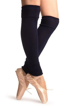 """Oxford Blue Plain Dance/Ballet Leg Warmers - Leg Warmers. One Size (60 cm). 80% Acrylic/ 20% Wool. Similar Products Available, search for """"LissKiss Dance Legwarmers"""". Same Day Shipment. Wide Range Of Colors."""