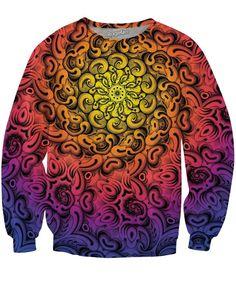 Deep Swirl Sweatshirt