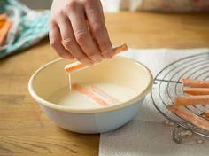 Knusprige Süßkartoffel-Pommes selber machen